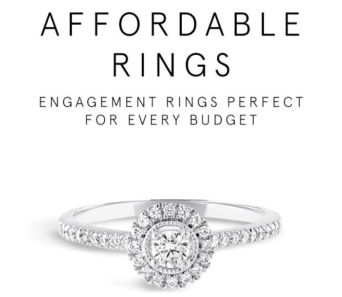 engagement ring budget